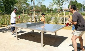 This May Be Very Troubling For The Outdoor Ping Pong Table Users, Who Use  As A Complete Level Surface ...